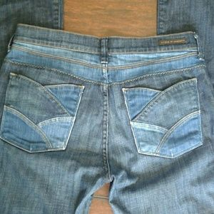 Citizens of Humanity Tulip High Rise Wide Jeans